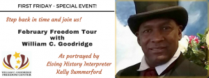 Goodridge February Freedom Tours